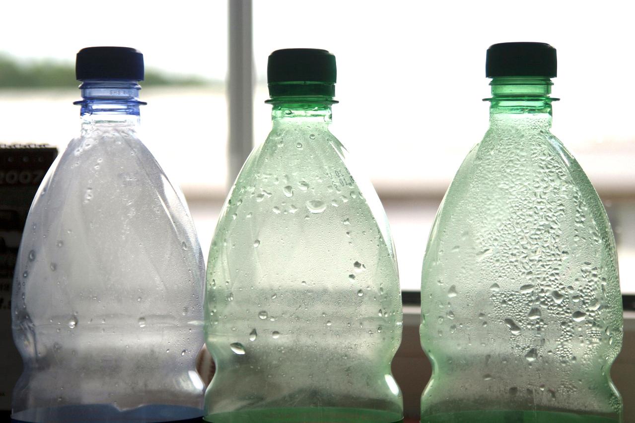 Verbot von Plastikflaschen