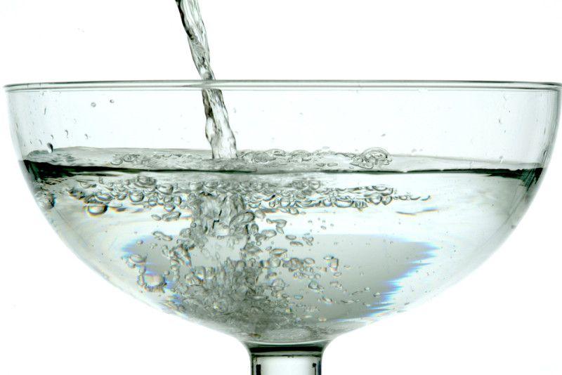 Nanopartikel im Trinkwasser